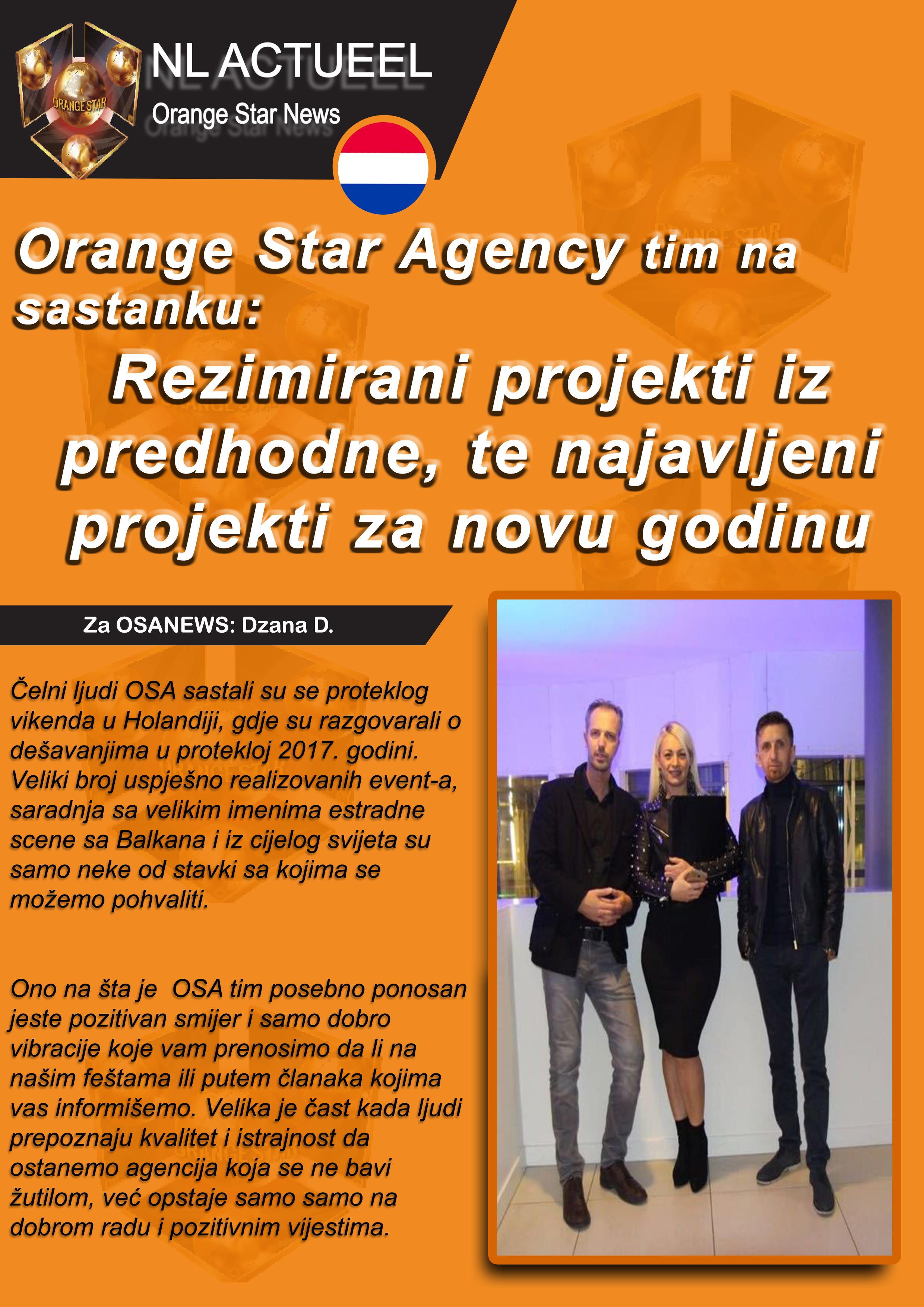 Orange Star Tim