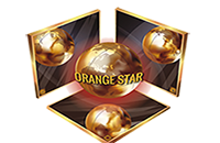 Orangestar agency logo
